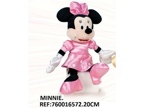 LaGamba: PELUCHE MINNIE SATIN