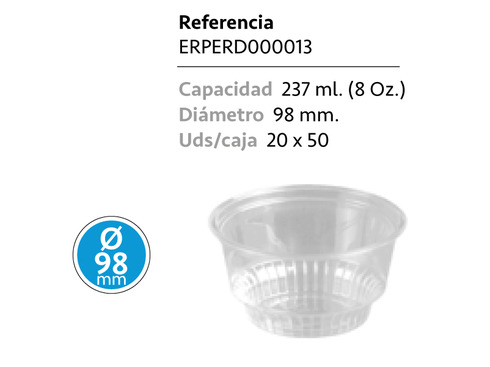 LaGamba: SALSERO REDONDO PET 237ML
