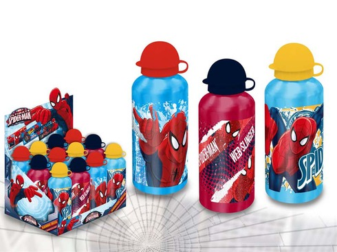 LaGamba: BOTELLA SPIDERMAN 500ML