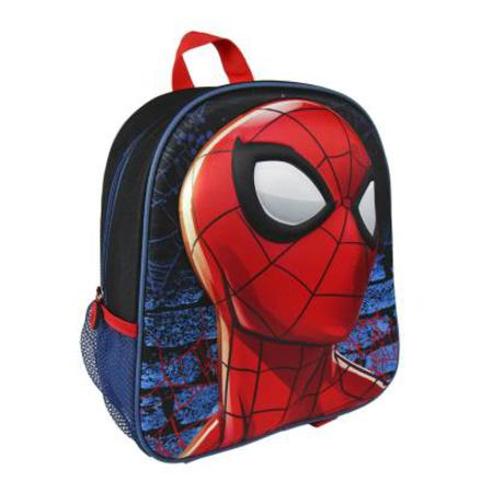 LaGamba: MOCHILA SPIDERMAN 3D 250X310X100MM