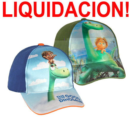 LaGamba: GORRA INFANTIL THE GOOD DINOSA