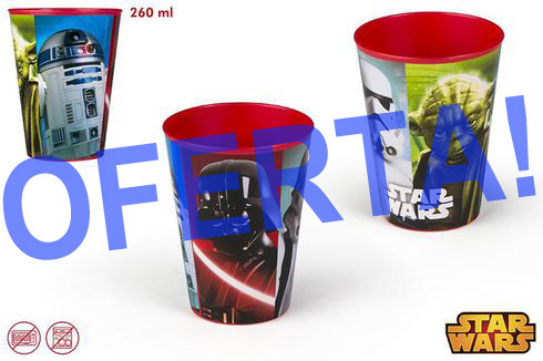 LaGamba: VASO STAR WARS 260ML
