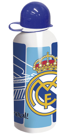 LaGamba: BOTELLA REAL MADRID PALSTICO 600ML