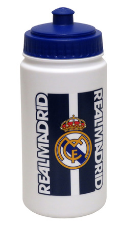 LaGamba: BOTELLA REAL MADRID 500 ml DEPORTIVA
