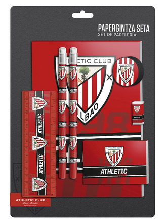 LaGamba: BLISTER ATHLETIC PAPELERIA 7 PCS