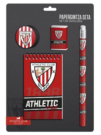 LaGamba: BLISTER ATHLETIC PAPELERIA 4 PCS