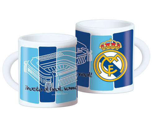LaGamba: TAZA REAL MADRID MICRO