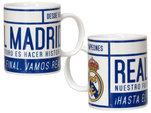 LaGamba: TAZA REAL MADRID 300 ml