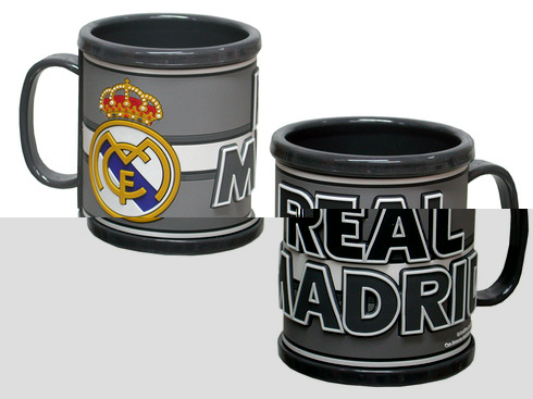 LaGamba: TAZA REAL MADRID RUBBER