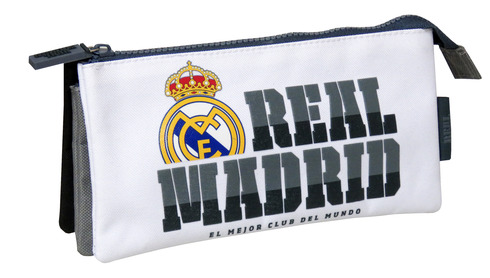 LaGamba: PORTATODO REAL MADRID TRIPLE