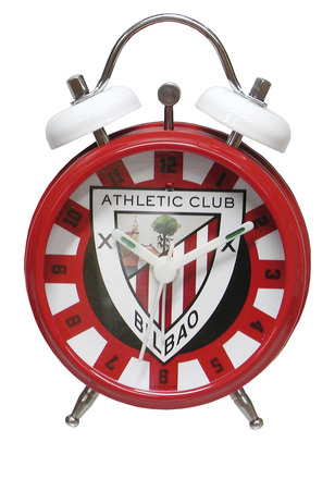 LaGamba: DESPERTADOR ATHLETIC CAMPANAS