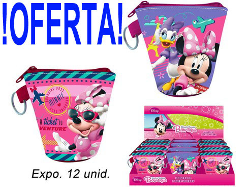LaGamba: MONEDERO AS8257 MINNIE EXPO