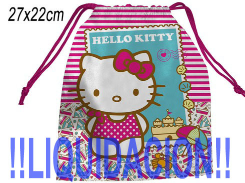 LaGamba: SACO HELLO KITTY