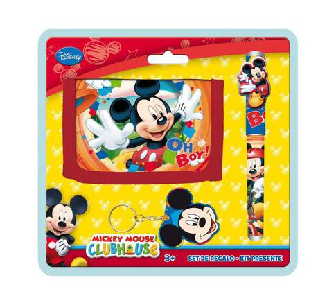 LaGamba: BLISTER R-AS9785 3 PZAS MICKEY
