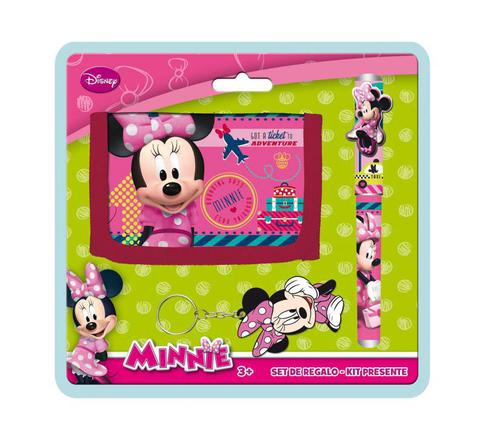 LaGamba: BLISTER R-AS9786 3 PZAS MINNIE