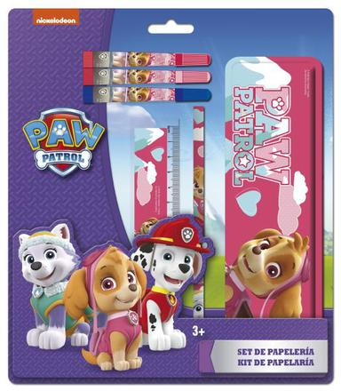 LaGamba: BLISTER PAW PATROL 6 PZS CHICA